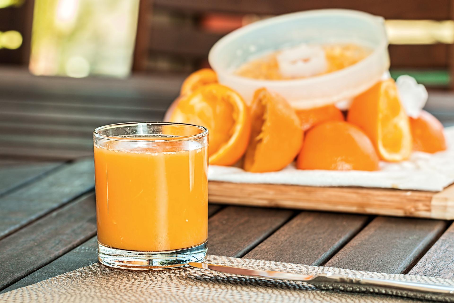 Jak wyciskać sok, żeby nie stracić witamin?