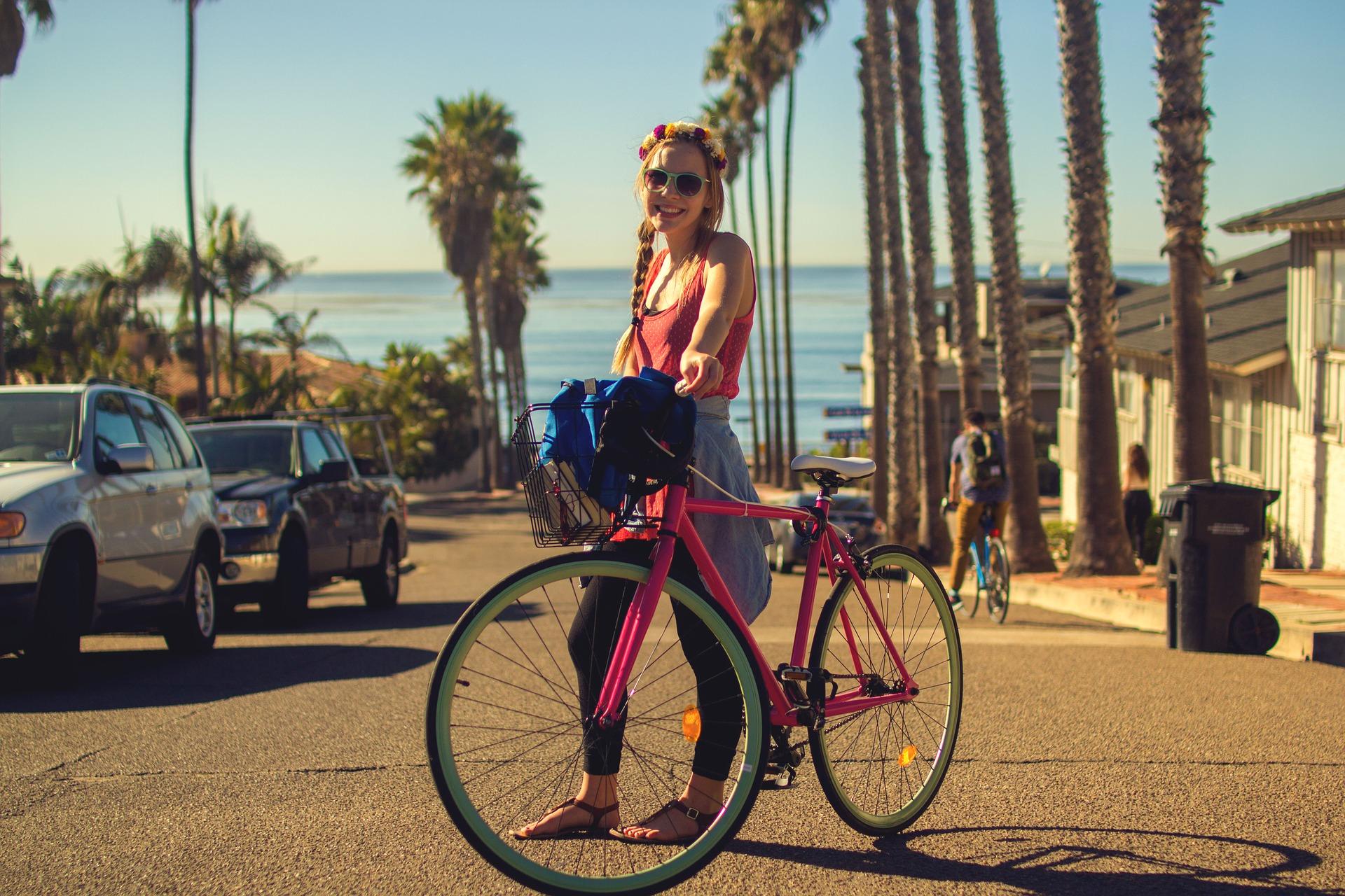 Dlaczego jazda na rowerze da ci radość i szczęście