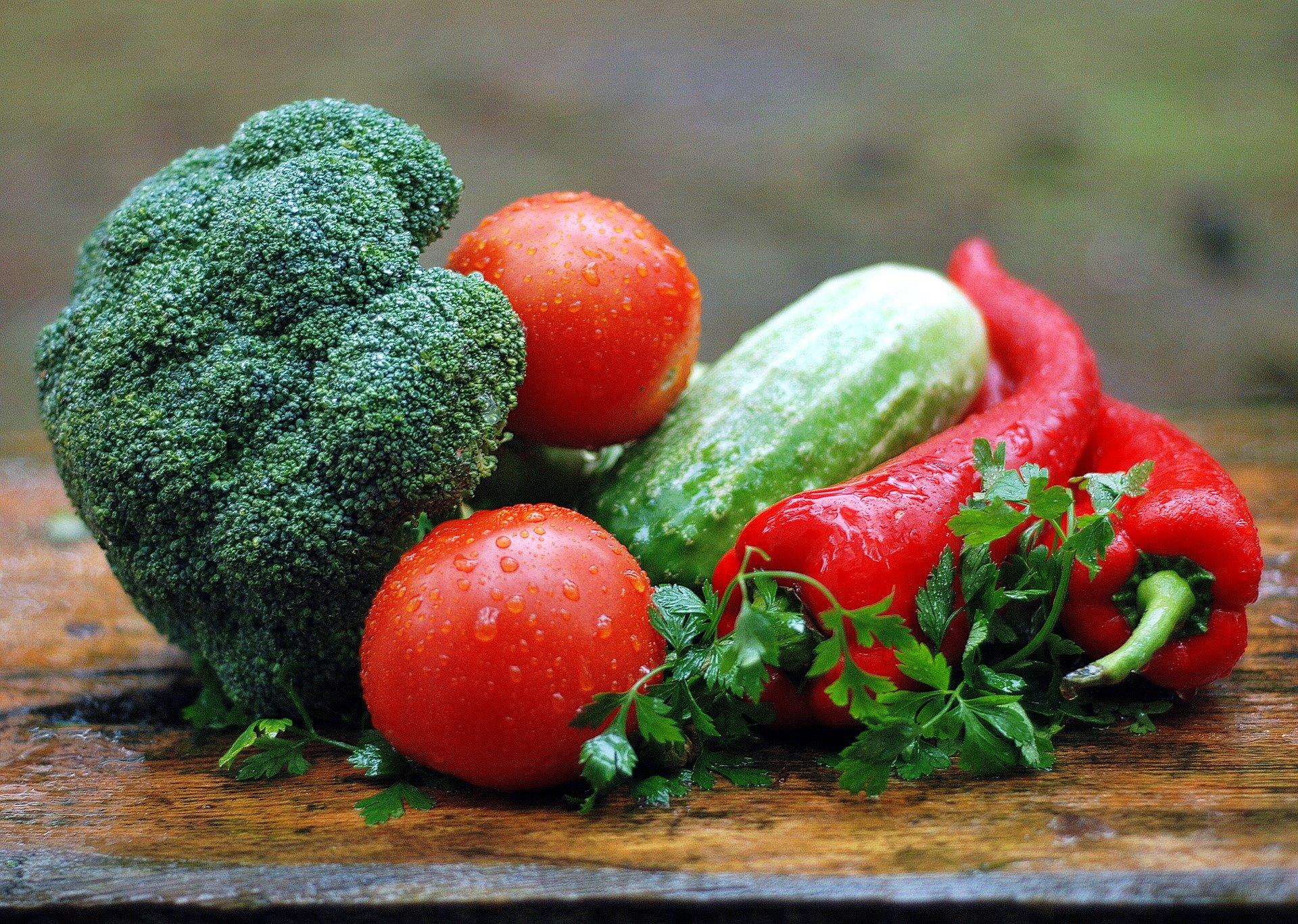 Gotowane warzywa czy surowe?