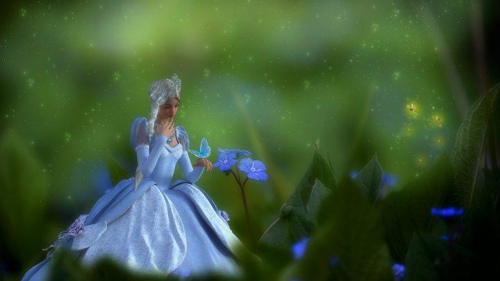 Hans Christian Andersen – Księżniczka na ziarnku grochu