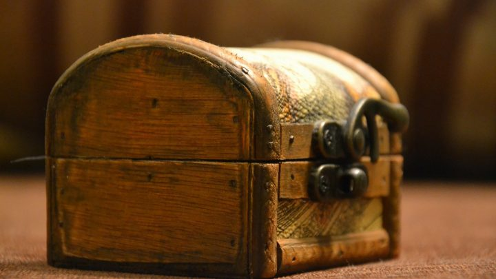 Hans Christian Andersen – Latający kufer