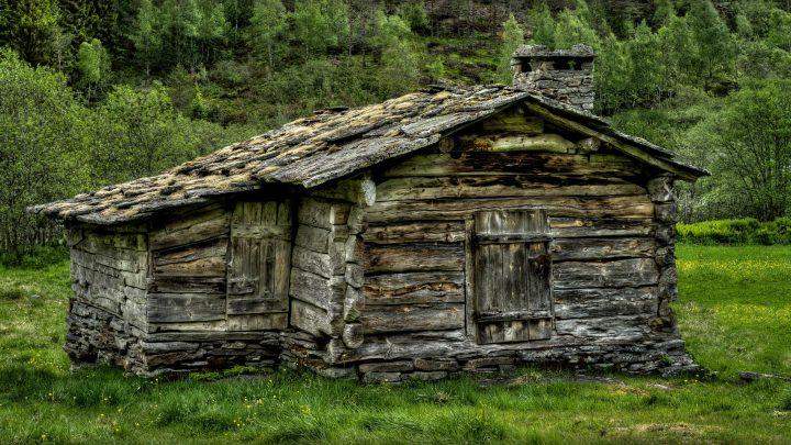 Hans Christian Andersen – Stary dom