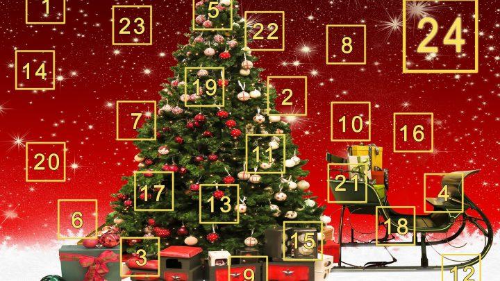Kolęda 12 Days Of Christmas po angielsku