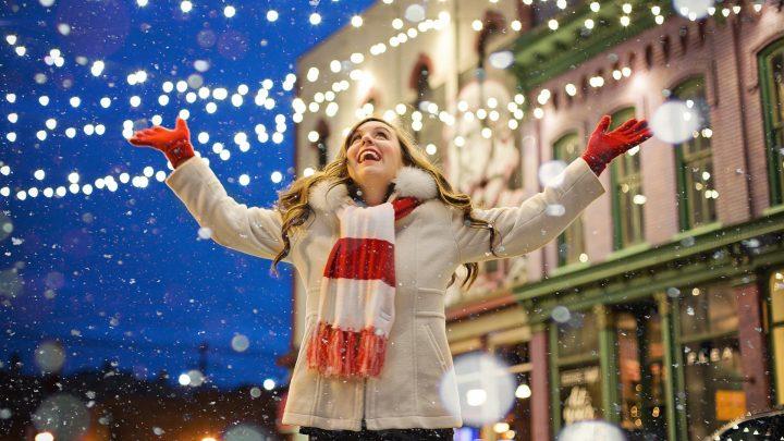 Piosenka świąteczna We Wish You A Merry Christmas po angielsku
