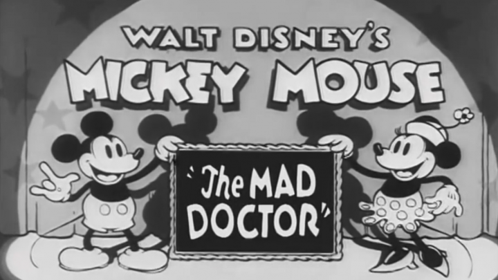 The Mad Doctor – Mickey Mouse 1933
