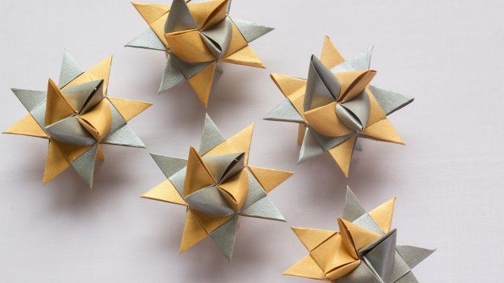 Gwiazda z papieru – German Paper Star