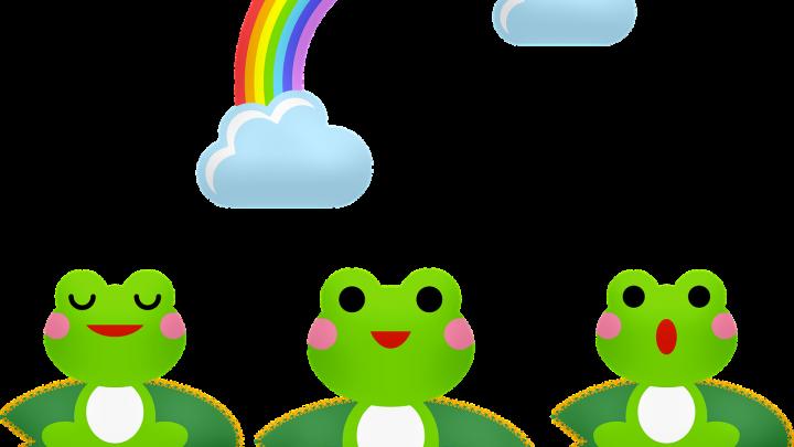Baśnie braci Grimm – Bajeczki o żabce