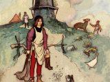 Baśnie braci Grimm - O biednym młynarczyku i kotce