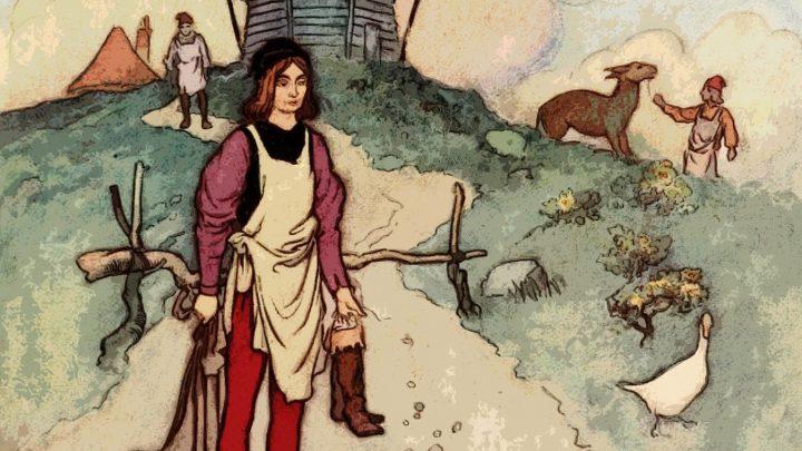 Baśnie braci Grimm – O biednym młynarczyku i kotce
