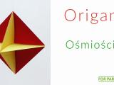 Origami ośmiocian proste origami modułowe