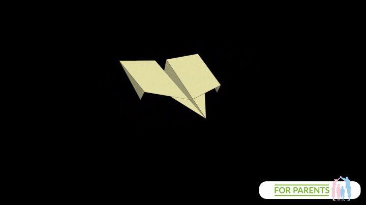 Jak zrobić samolot z papieru? Barracuda – Barakuda