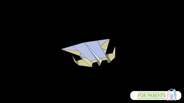 Jak zrobić samolot z papieru? Jupiter – Jowisz
