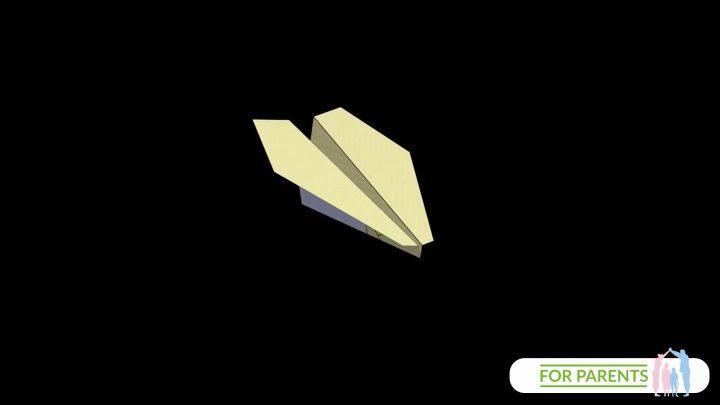 Jak zrobić samolot z papieru? Nakamura Lock – zamek Nakamura