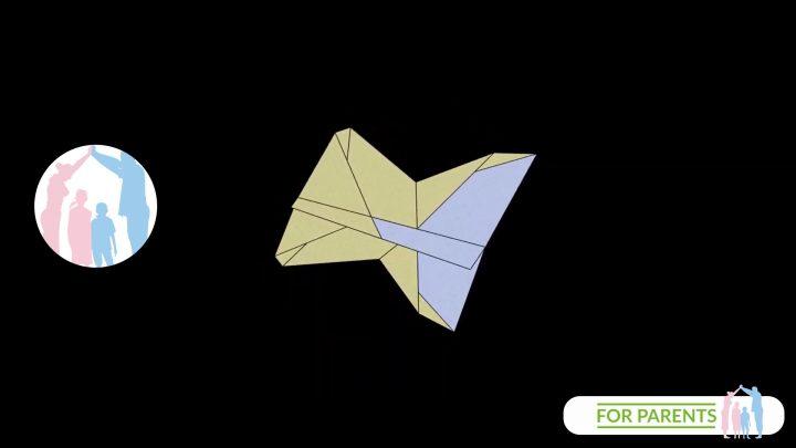 Jak zrobić samolot z papieru? Sloop