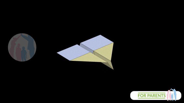 Jak zrobić samolot z papieru? Simple – prosty samolot