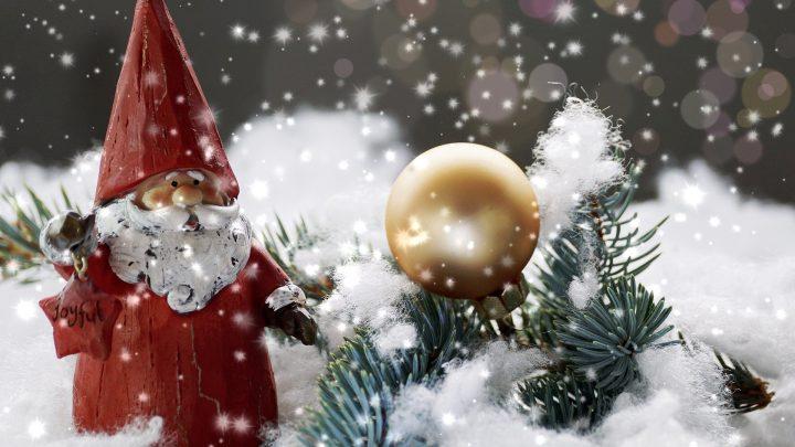 Stroik bożonarodzeniowy czy choinka?