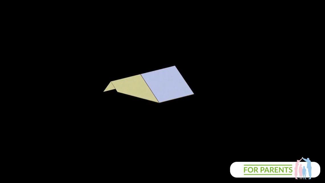 Jak zrobić samolot z papieru? Albatros