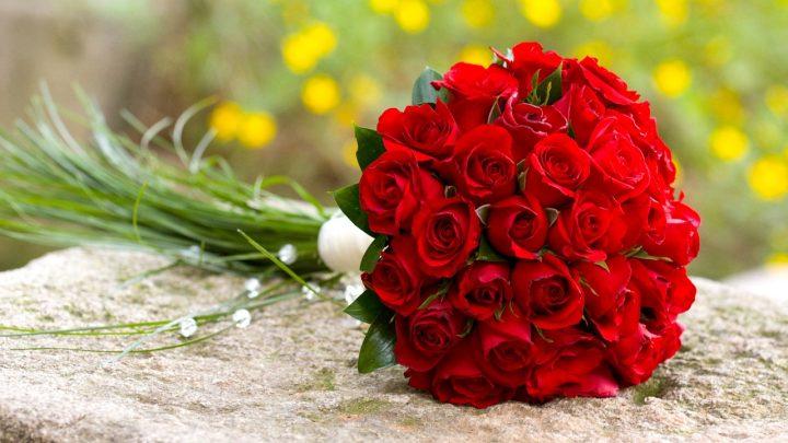 Ile róż na Walentynki?