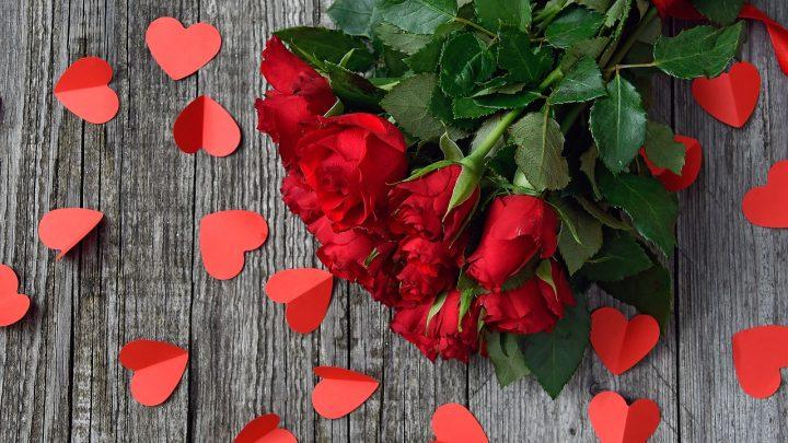 Jakie kwiaty na Walentynki?