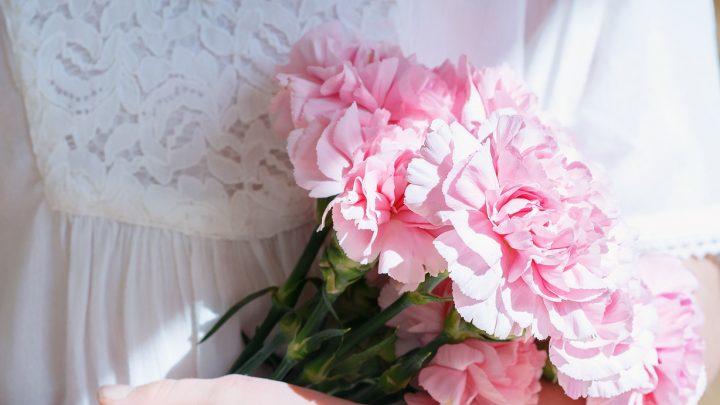 Kwiaty na Komunię dla dziewczynki